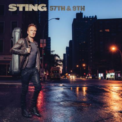 STING - 57th & 9th tour