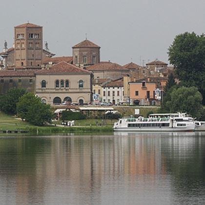 1ab258dd94 La Navigazione sui laghi di Mantova. Navigazione laghi