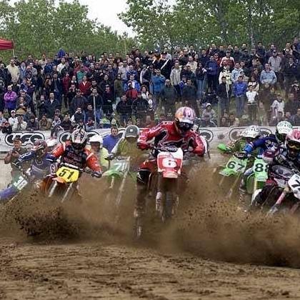 Motocross - Internazionali d`Italia