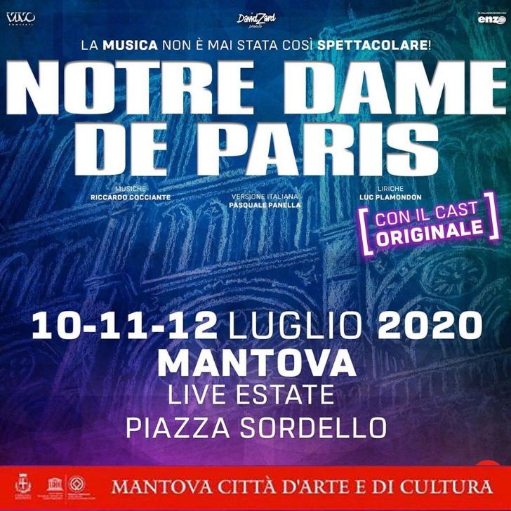 Notre Dame de Paris - ANNULLATO