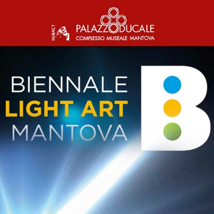 Biennale LIGHT ART a Palazzo Ducale