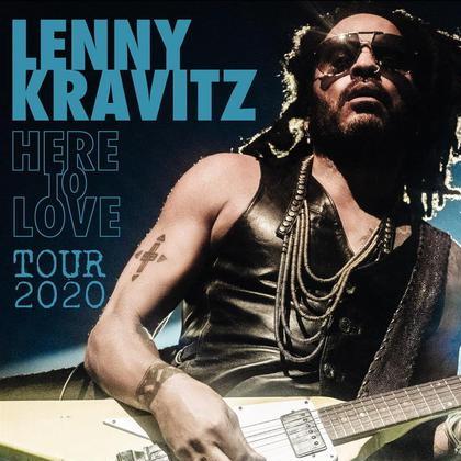 Lenny Kravitz in concerto