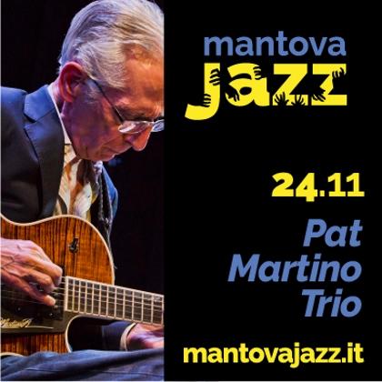Pat Martino Trio
