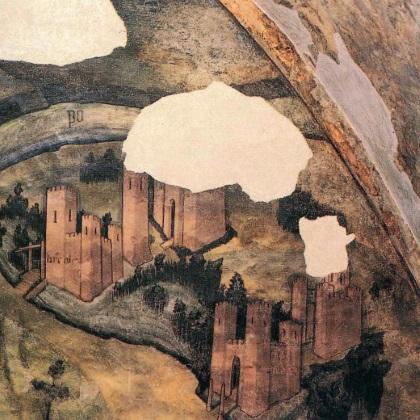 Autocoscienza del territorio, storie e miti: dal mondo antico all`eta` moderna